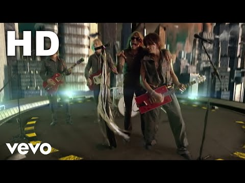 Aerosmith - Fly Away From Here (Official HD Video)