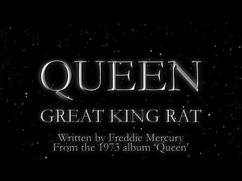 Queen - Great King Rat (Official Lyric Video)