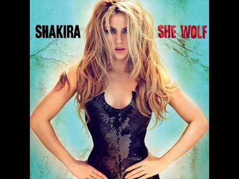 Shakira- Men In This Town