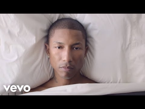 Pharrell Williams - Marilyn Monroe (Official Music Video)