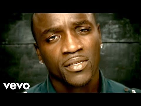 Akon - Sorry, Blame It On Me (Official Music Video)