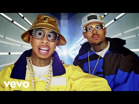 Chris Brown, Tyga - Ayo (Official Video)